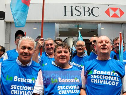 Pese a la conciliación obligatoria, bancarios igual van al paro