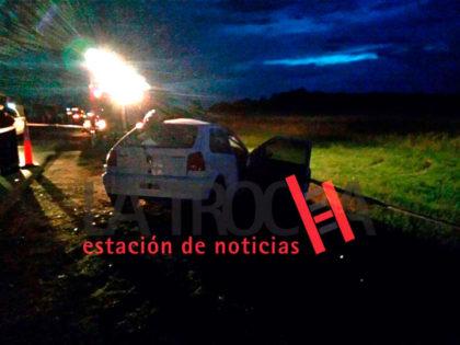 [ACTUALIZAMOS] Accidente fatal en la Ruta 5