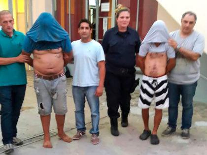 Allanan un domicilio y detienen a una persona buscada por homicidio en grado de tentativa