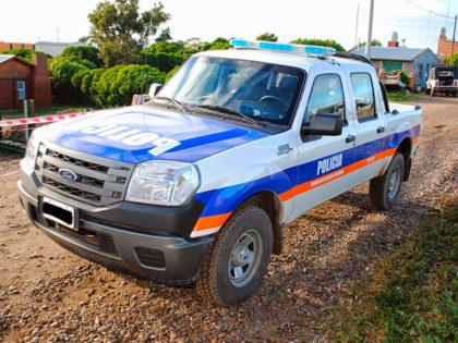 Un detenido por arrojar piedras a un móvil policial y agredir a una Oficial