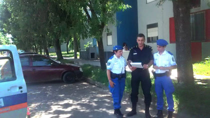 Comenzó a trabajar la Policía Local de Chivilcoy