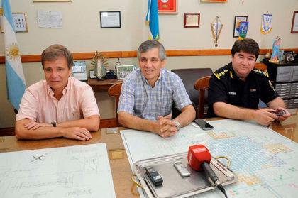 La Policía Local y Comunal trabajarán en conjunto con la Superintendencia de Seguridad Interior Norte