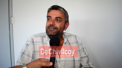 Fernando Gregalio habla en DECHIVILCOY