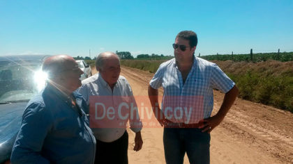 [VIDEO] Acceso a Ramón Biaus: Última etapa de la obra tras 47 años de reclamos de vecinos y productores