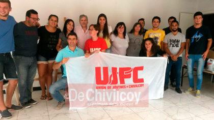 Unión de Jóvenes por Chivilcoy: Nuevo local partidario