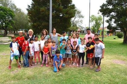 "Actividades recreativas del Centro Complementario ""Florencio Varela"""