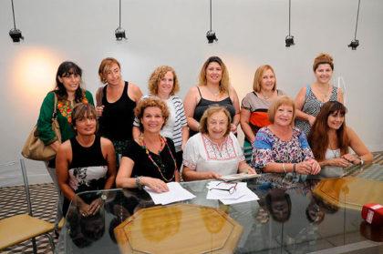 Mujeres chivilcoyanas en/desde el arte