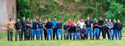 Policía Local: Jornada de Instrucción en el Tiro Federal