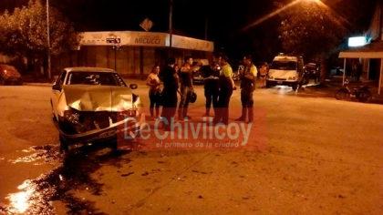 [ANTICIPO] Violenta colisión en Avenida Güemes y Junín