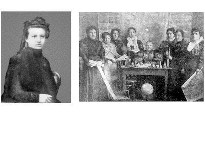 Homenaje a la Mujer en la Sociedad Francesa