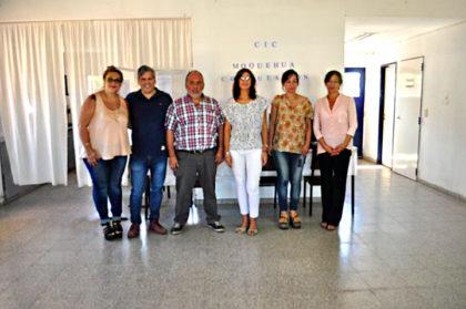 Con nuevas propuestas iniciaron los talleres en el CIC de Moquehuá