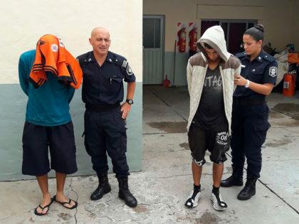 Dos detenidos por tentativa de robo
