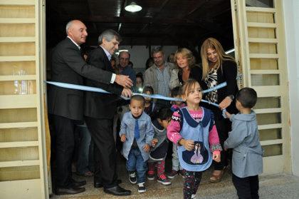 El Jardín Nº 906 inauguró su Salón de Usos Múltiples