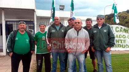 SanCor Chivilcoy: Camioneros cortó el acceso a la planta en reclamo por la reestructuración y eventuales despidos