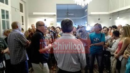"""Se inauguró la muestra """"Mujeres chivilcoyanas en/desde el arte"""""""