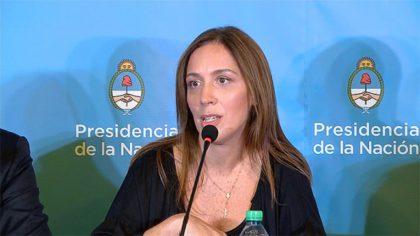 Con una carta publicada en Facebook, Vidal le respondió a los docentes