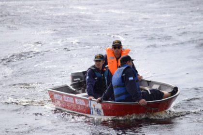 Encontraron al joven que cayera al río Saladillo