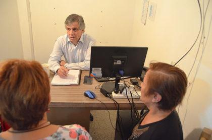 """[VIDEO] Intendente Guillermo Britos: """"El contacto directo con el vecino es prioridad"""""""