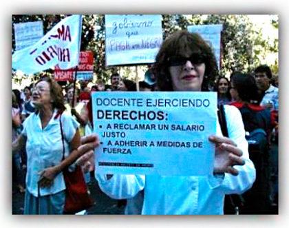 [OPINIÓN] Acerca del voluntariado docente, Por Fernando San Romé