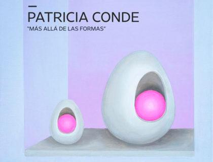 """Patricia Conde inaugura su obra """"Más allá de las formas"""" en Encuentro por las Artes"""