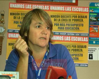 """[VIDEO] Yanila Cofré: Presentismo: """"La Gobernadora lo que quiere es instaurar una cifra en negro"""""""