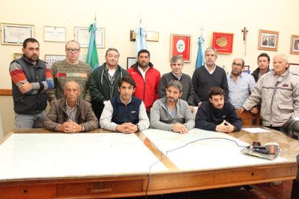 El intendente Britos destacó la convocatoria de la CGT para el Día del Trabajador