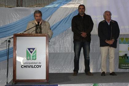 Inició el 2° Congreso Provincial de Pulverización Terrestre Agrícola Extensiva