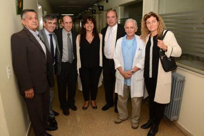 La ministra de Salud recorrió el Hospital Municipal