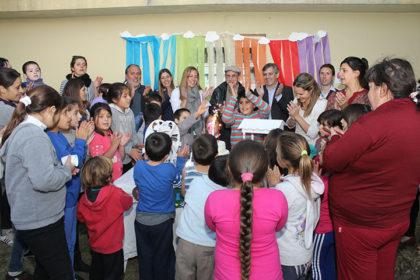 Neurodesarrollo de Moquehuá celebró su primer año