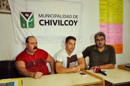 """Torneo de Fisicoculturismo """"Copa Ciudad de Chivilcoy"""""""