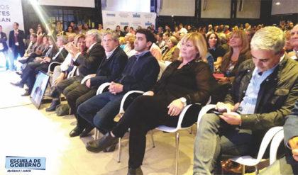 """Fabio Britos: """"Es una decisión, que quienes son o pretendan ser dirigentes se formen y se capaciten"""""""