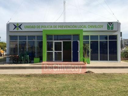 Hoy: Inauguración de la Unidad de Policía de Prevención Local Chivilcoy