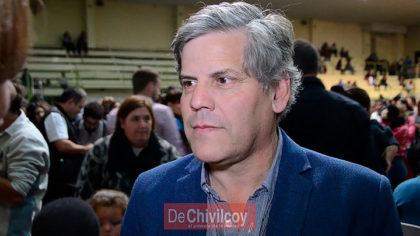 """[VIDEO] Fabio Britos: """"Si peleamos por las candidaturas, perdemos las energías para luchar por cuestiones más prioritarias para la gente"""""""
