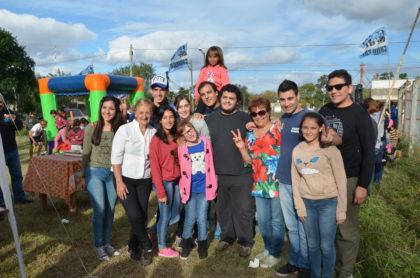 [VIDEO] Juventud Peronista: Entrega de Huevos de Pascua y apertura de un nuevo merendero