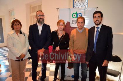 Apertura de una Delegación de la Defensoría del Pueblo en Chivilcoy [VIDEO]