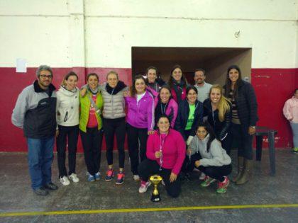 Maxi Vóley Femenino en el Club Independiente