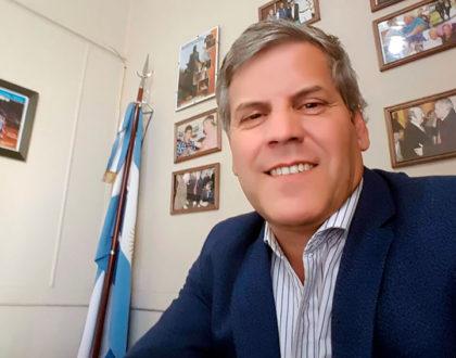 """Fabio Britos: """"Buscamos la inclusión del Trote en la Ley de Turf"""""""