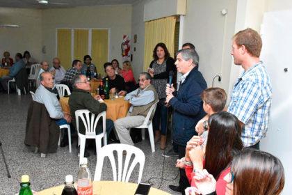 El Club Ciclista Chivilcoy celebró su 57° aniversario con el acompañamiento de autoridades municipales