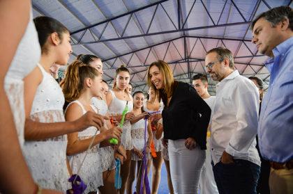 """El Gobierno de la provincia de Buenos Aires lanzó los """"Juegos Bonaerenses 2017"""""""