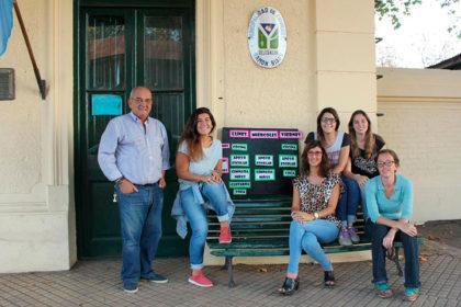 Presentaron talleres de Desarrollo Social en Ramón Biaus