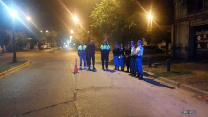 Una mujer fue detenida por resistencia a la autoridad en un operativo de tránsito