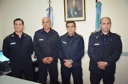 El Comisario Sergio Irrazabal será el nuevo titular de la Comisaría I de Chivilcoy