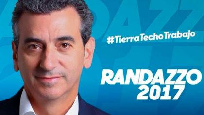 Randazzo presenta el martes los avales para competir en las PASO del PJ