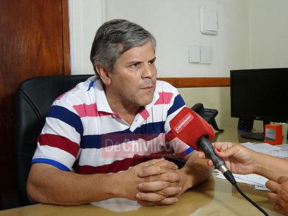 """Fabio Britos: Pensiones por Discapacidad. """"Es un hecho inaceptable, que esperemos rápidamente sea subsanado"""""""