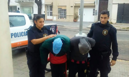 Secuestran drogas y dinero en efectivo en un allanamiento