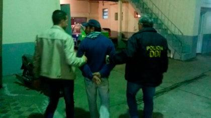 Un detenido por hurto de una motocicleta