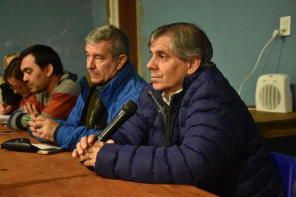El Intendente encabezó la reunión vecinal del Barrio Blanco