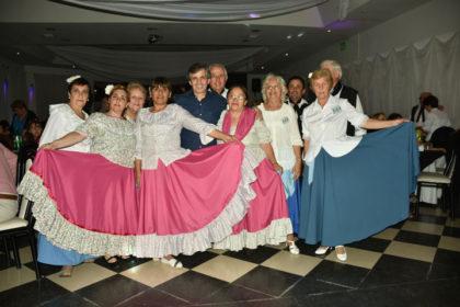 El intendente participó de los festejos por el Día de la Ancianidad