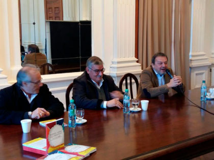 """En Bragado: Roberto Costa: """"Las Cooperativas tienen un rol fundamental en el crecimiento de nuestra Provincia"""""""