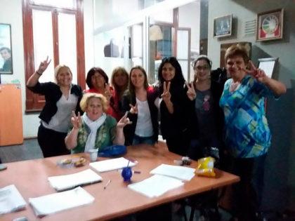 Publicación pedida: La JP y militantes del peronismo local enviaron avales para la candidatura de Randazzo